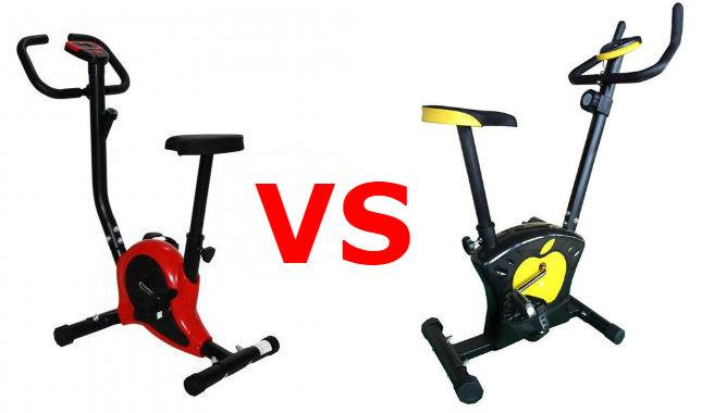 ременной или магнитный велотренажер