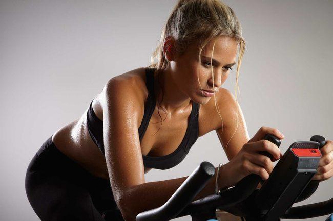 Велотренажер для женщин